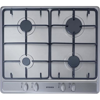 5052263008748 | Stoves SGH600C Gas Hob  Stainless Steel