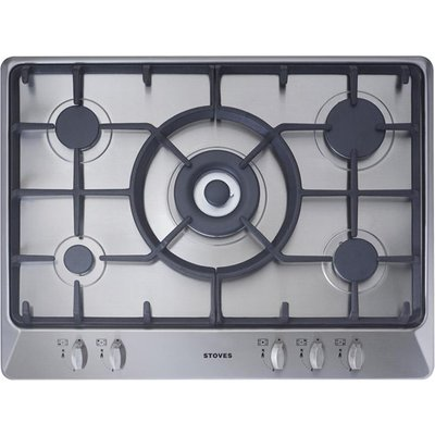 5052263008786 | Stoves SGH700C 70cm Gas Hob in Stainless steel
