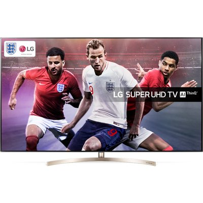 """""""""""IPS 4K Nano Cell technology allows for consistent pixel placement on - 55inch HDR Super"""