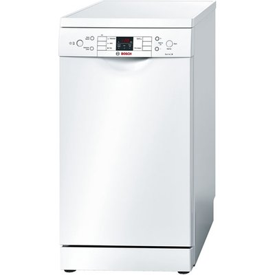 Bosch SPS53M02GB Slimline Dishwasher White - 4242002858074