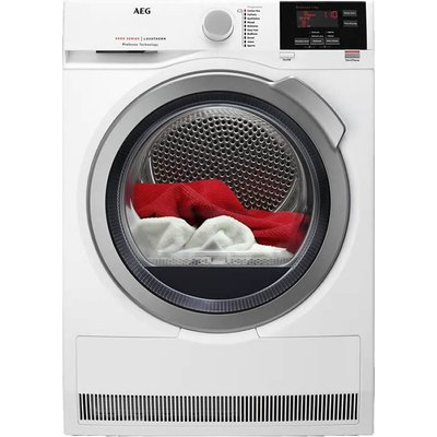Clothes that are exposed to too much heat and motion simply will not last. Our ProSense® Technology tumble dryers fine-tune cycles to ensure that they take the minimum time necessary with no over-drying. So your everyday pieces are dried efficiently,