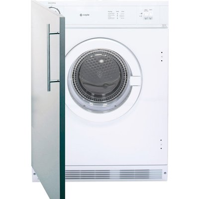 """"" """" 6kg Integrated Tumble Dryer Vented Class C"