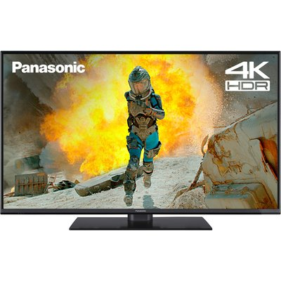 """""The FX550 Series combines classic stylish looks, with its metallic c - 43inch Ultra HD 4"