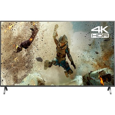 """""The FX700 series delivers amazing 4K HDR pi - 55inch Ultra HD 4"