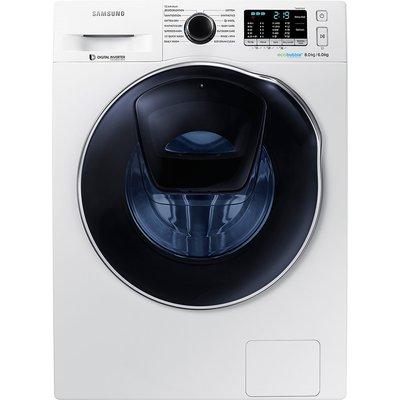 WD80K5410OW 8Kg 1400 Spin AddWash Washer Dryer - 8806088483092