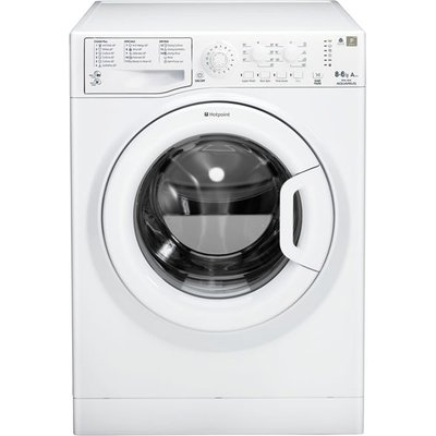 Hotpoint WDAL8640 washer dryers  in White - 5054645015986