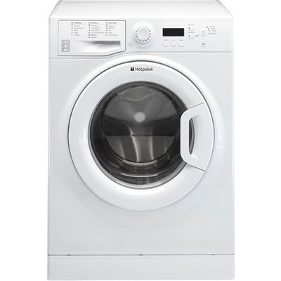 1600rpm Washing Machine 9kg Load Class A+++ White