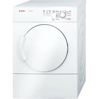 """""The vented dryer with AntiVibration Design. Enjoy its attractive appearance and quiet operation  """" 6Kg Load Vented Tumble Dryer Class C White"