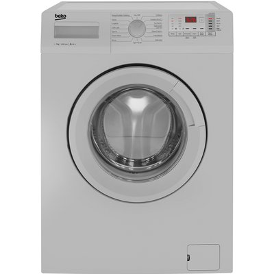 1400rpm Washing Machine 7kg Load Class A+++ Silver