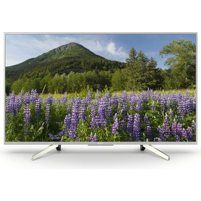 """""Enjoy beautifully detailed scenes on this 4K HDR TV w - 43inch 4K HDR UHD"