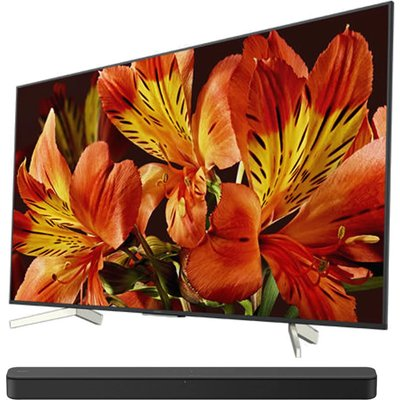 """""""""""See how our processor, picture upscaling and colour reproduction tec - 43inch 4K HDR LED"""