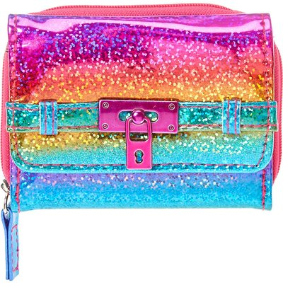 Rainbow Confetti Wallet
