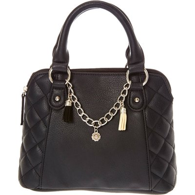 Black Charm Crossbody Bag