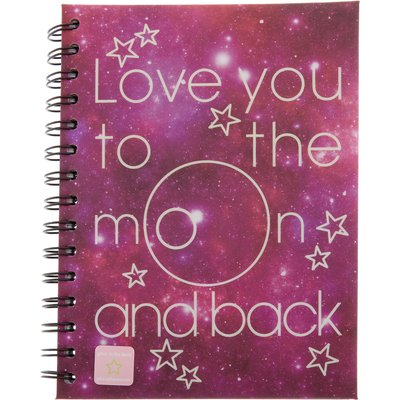 Glow In The Dark Puffy Notebook