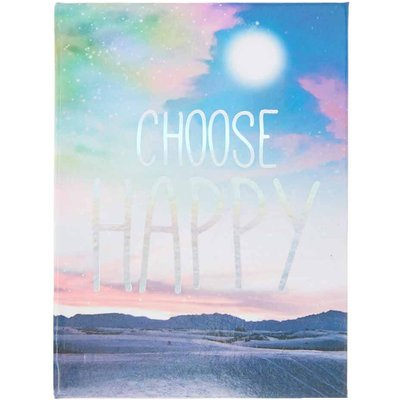 Choose Happy Sticky Note Booklet