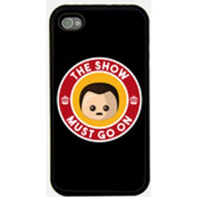 show must go on freddie case iphone 4 / 4s