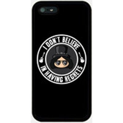 regrets slash case iphone 5