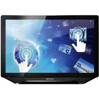 Touchscreen 58 4 cm 23  Hanns GHT231HPB16 95 msDVI  HDMI     VGA  USB  Headphone jack  3 5 mm TSTN - 4711404020223