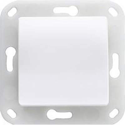 Sygonix Cover Blind SX 11 Sygonix white   glossy  - 4051462026806