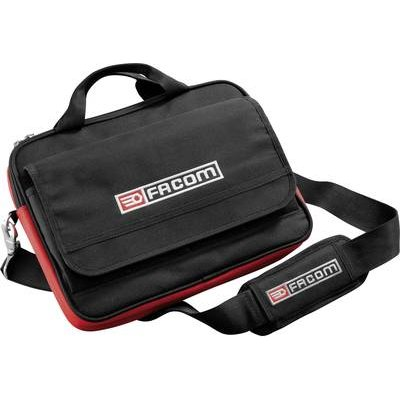 Facom Laptop bag Suitable for max  38 1 cm  15  Black  Red 3148519384963