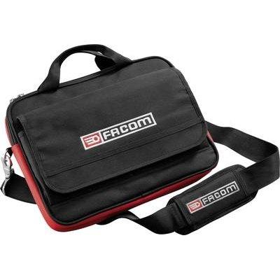Facom Laptop bag Suitable for max  38 1 cm  15  Black  Red - 3148519384963