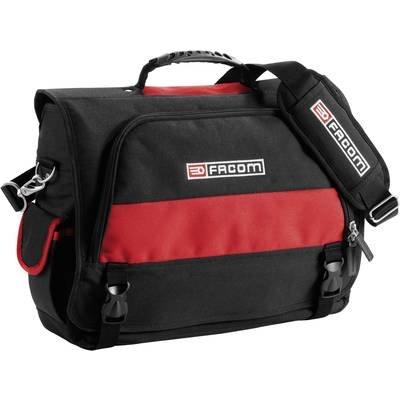 Facom Laptop bag Suitable for max  38 1 cm  15  Black  Red - 3662424008603