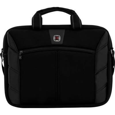 Wenger Laptop bag Sherpa Double Slimcase Suitable for max  40 6 cm  16  Black - 7613329008119