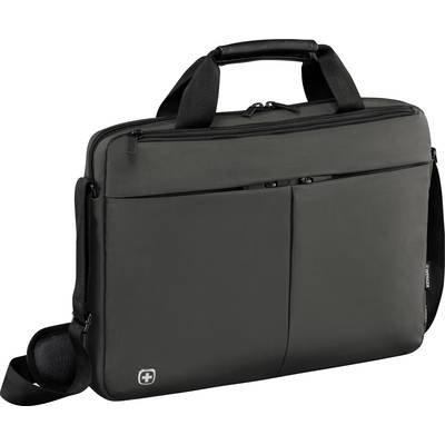 Wenger Laptop bag Format Slimcase Suitable for max  39 6 cm  15 6  Grey - 7613329014431