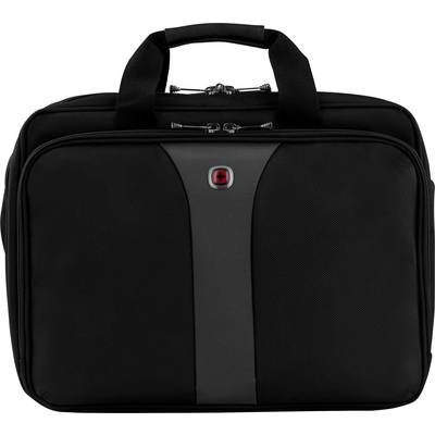 Wenger Laptop bag Legacy Double Gusset Suitable for max  40 6 cm  16  Black grey - 7613329008065