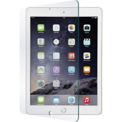 Vivanco 36677 Glass screen protector Compatible with Apple series  iPad 9 7  March 2017   iPad 9 7  March 2018    1 pc s  - 4008928366778
