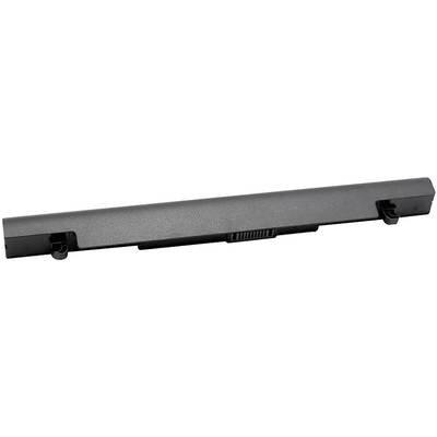Laptop battery Asus replaces original battery 0B110 00230400  0B110 00230500  0B110 00231100  0B110 00400000 15 V 2950 m - 4057657553089
