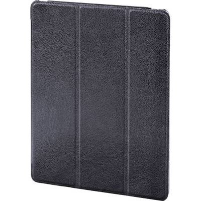 Hama BookCase Tablet PC bag  brand specific  Apple iPad 9 7  March 2017   iPad 9 7  March 2018  Black - 4047443354532