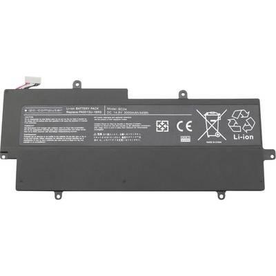 Laptop battery ipc computer replaces original battery PA5013U 1BRS 14 8 V 3000 mAh - 4057657553539