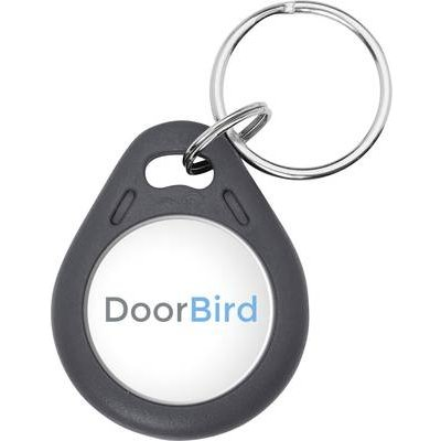 DoorBird 4260423860605 IP video door intercom Transponder 10x Black  White - 4260423860605