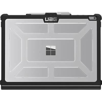 uag Laptop sleeve Urban Armor Gear Plasma Case Suitable for max  34 3 cm  13 5  Transparent  Black - 858329007442