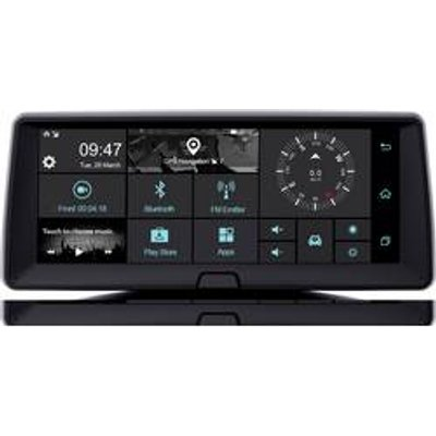 Dashcam with GPS Phonocar VM321E Dashboard Multimediasystem Microphone  Wi Fi  Touchscreen  Display - 8020065203217