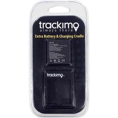 Sat nav battery Trackimo replaces original battery TRKM UN101 3 7 V 600 mAh - 863751000015