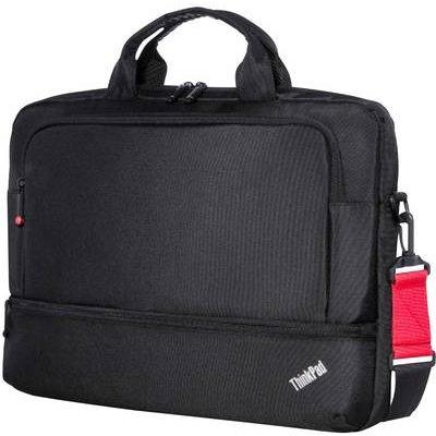 Lenovo Laptop bag Essential Topload Case Suitable for max  39 6 cm  15 6  Black - 888440404851