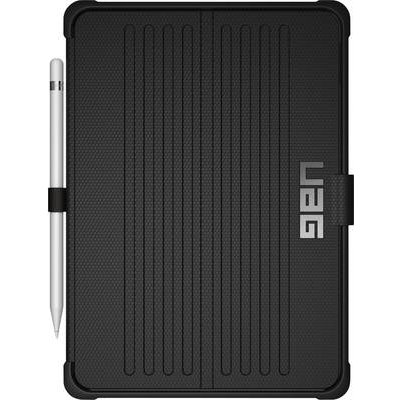 uag iPad cover bag OutdoorCase Compatible with Apple series  iPad 9 7  March 2017   iPad 9 7  March 2018  Black - 812451030471