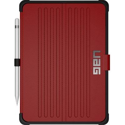 uag iPad cover bag OutdoorCase Compatible with Apple series  iPad 9 7  March 2017   iPad 9 7  March 2018  Red - 812451030488