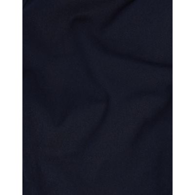 M&S Jaeger Womens Slim Fit Trousers - 6 - Navy, Navy,Black