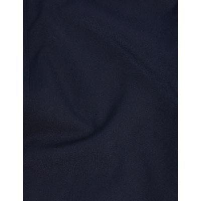 M&S Jaeger Womens Straight Leg Trousers - 6 - Navy, Navy,Black