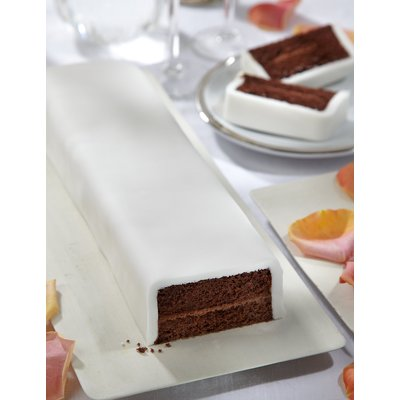 Wedding Cutting Bar Gluten Free Chocolate Cake (Serves 22)