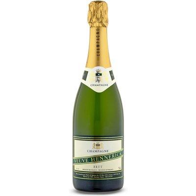 Veuve Hennerick Champagne Gift - Single Bottle