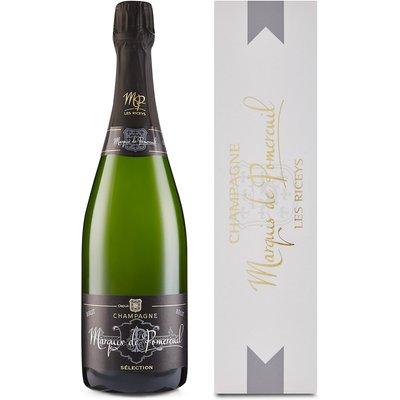 Marquis de Pomereuil Champagne Gift - Single Bottle
