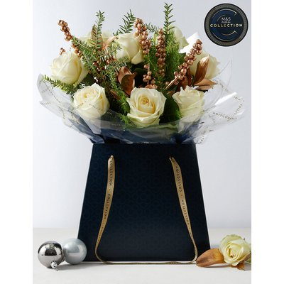 The Collection Golden Rose Gift Bag (Available for delivery from 15th November 2019)