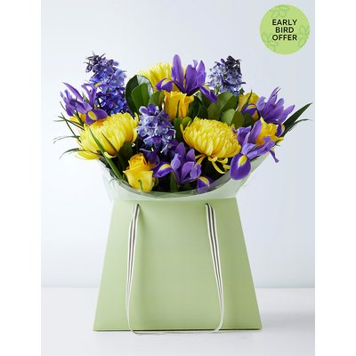Mother's Day Bright Gift Bag (Delivery from 17th March 2020)
