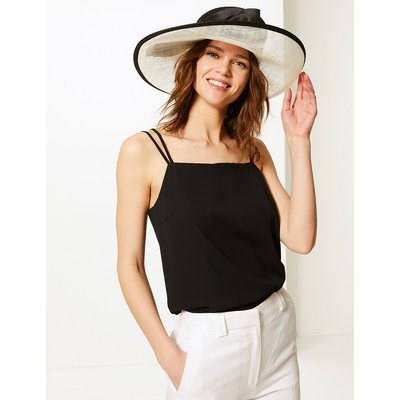 M&S Collection Colour Block Occasion Hat
