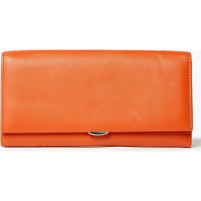 M&S Collection Leather Foldover Purse