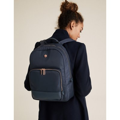 M&S Collection Laptop Backpack